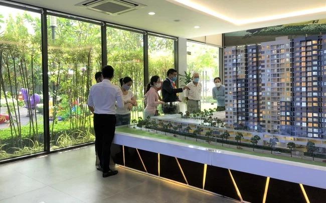 Nhu cầu tìm nhà vừa túi tiền tại khu Tây Sài Gòn tăng nhiệt