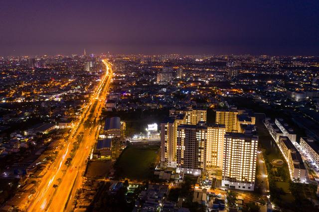 """Nhiều dự án BĐS tại khu Tây Sài Gòn """"sáng đèn"""" ở nhu cầu ở thực"""