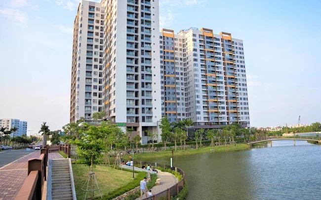 Phối cảnh không gian sống và tiện ích của khu đô thị Mizuki Park