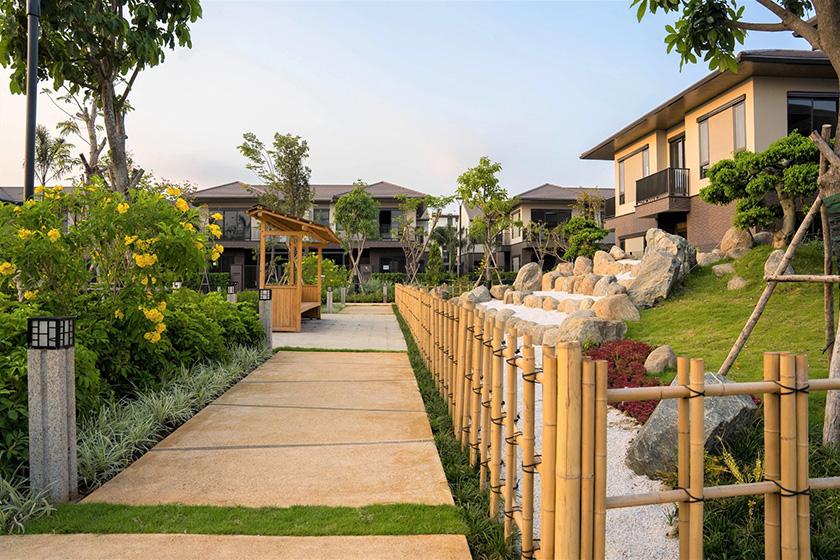 Mảng xanh bình yên trong không gian sống của cộng đồng Waterpoint