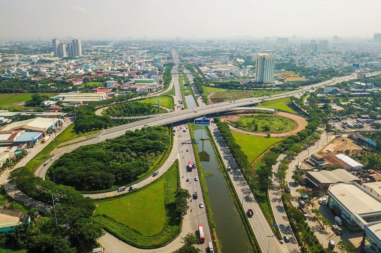 Quy hoạch đô thị bài bản và hạ tầng đồng bộ là lợi thế giúp khu nam thu hút nhiều nhà đầu tư trong tương lai.